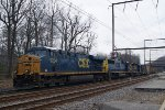 CSX Q410-09 - 4/10/2011